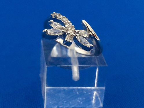Dragonfly Wrap Ring