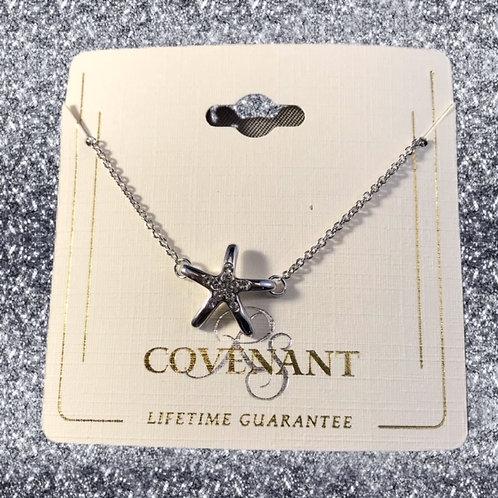 RSC starfish necklace