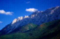 Monte Sirente - versante nord est