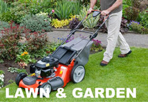 lawn & garden, outdoor power equipment, lawn mowers
