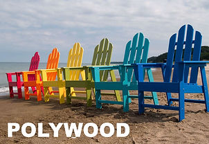 Polywood Chair, Polywood Furniture