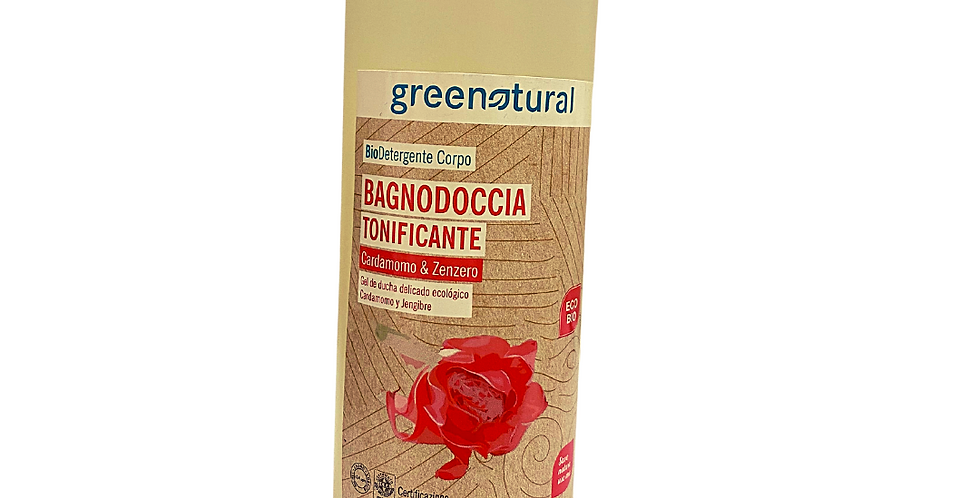 Bagnodoccia Cardamono e Zenzero - 500 ml