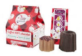 Cofanetto 100% cioccolato