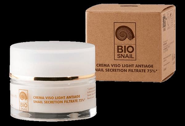 Crema Viso Light Antiage - Pelle mista e grassa