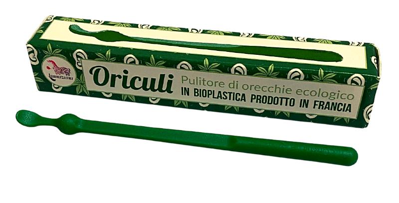Pulisci orecchie - Oriculì Verde