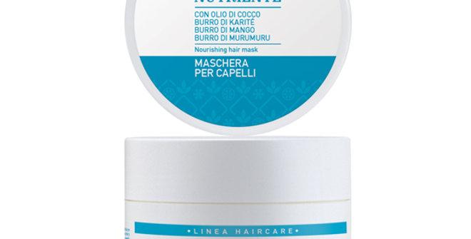 Maschera Capelli Nutriente - 200 ml