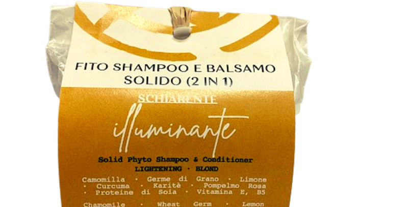 Fito Shampoo e Balsamo Schiarente
