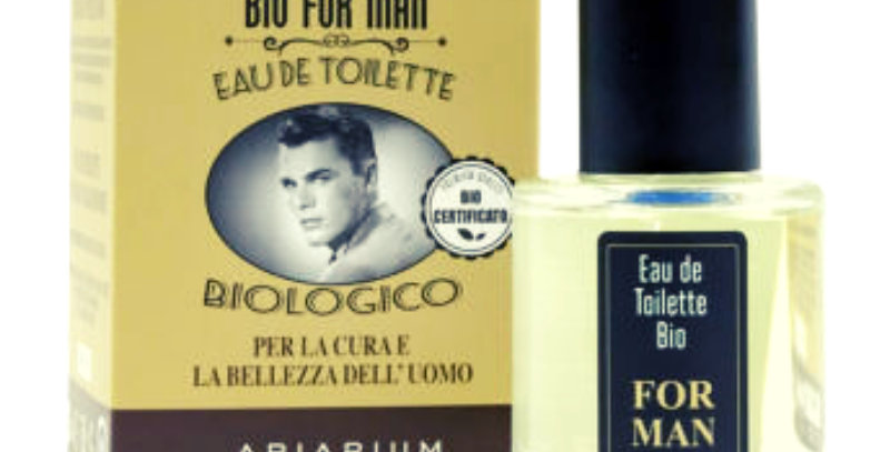 Eau de Toilette Biologico Linea Uomo - 50 ml