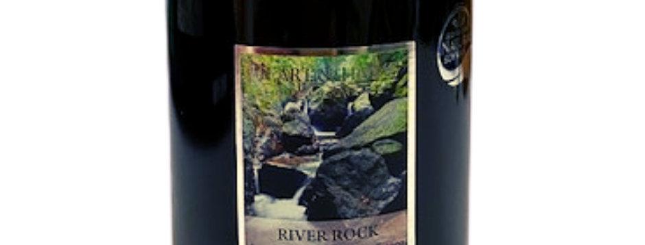 Candela grande in cera di soia - River Rock - 340 gr.
