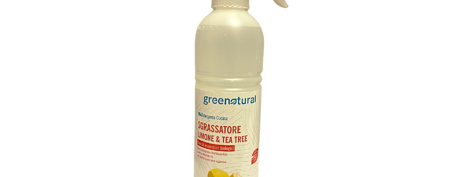 Sgrassatore Tea Tree e Limone - 500 ml