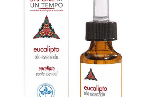 Olio Essenziale di Euclipto Citrodoro Bio - 15 ml