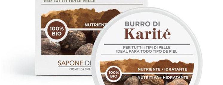 Burro di karité Bio - 100 ml
