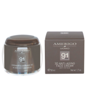 Linea 91 Man Crema Viso Antiage 3D 50 ml