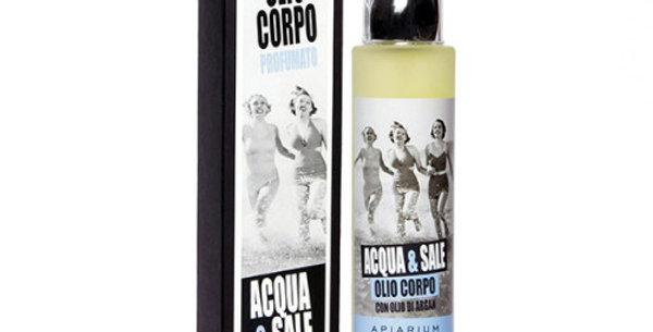 Olio Corpo profumato Acqua e Sale - 100 ml