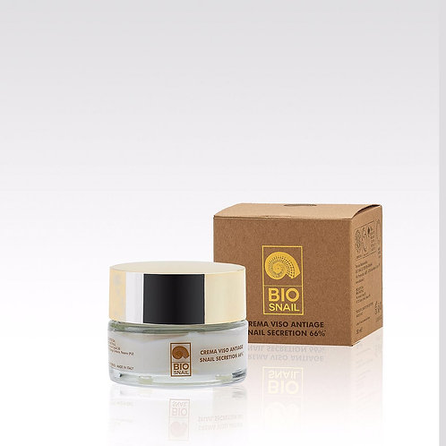 Crema Viso Antiage Bava di Lumaca 66%