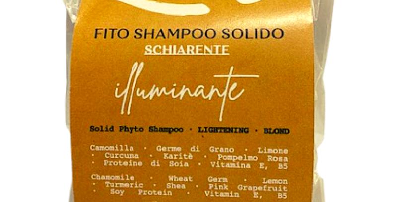 Fito Shampoo Solido Schiarente