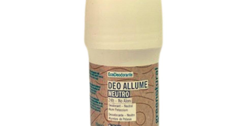 Deodorante Roll on all'Allume di Potassio - Neutro