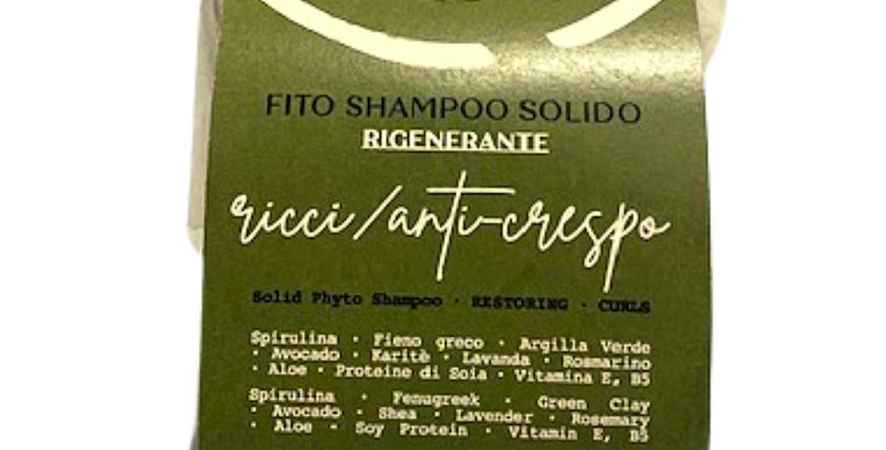 Fito Shampoo Solido Rigenerante