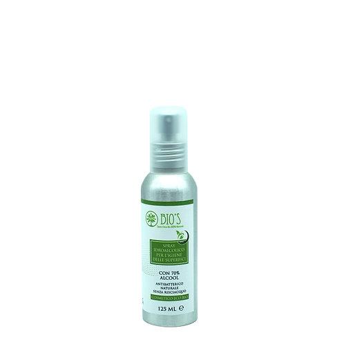 Spray per l'igiene delle superfici - 125 ml