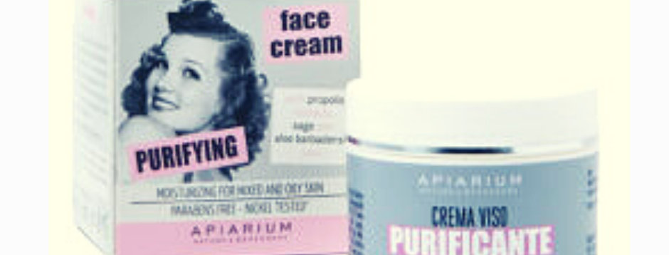 Crema Viso Bio Purificante Idratante - 50 ml