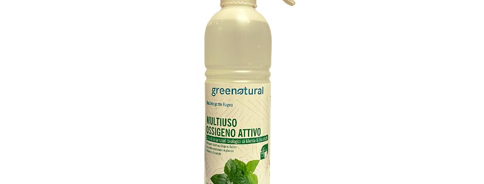 Multiuso con Olio Essenziale di Menta ed Eucalipto - 500 ml