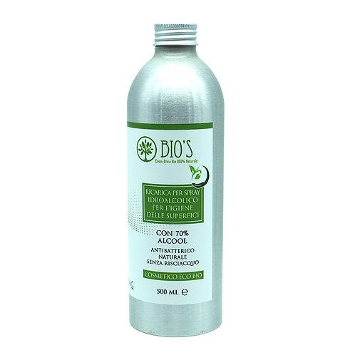 ECO RICARICA Igienizzante per Superfici - 500 ml