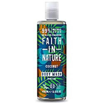 Body Wash Coconut - 400 ml