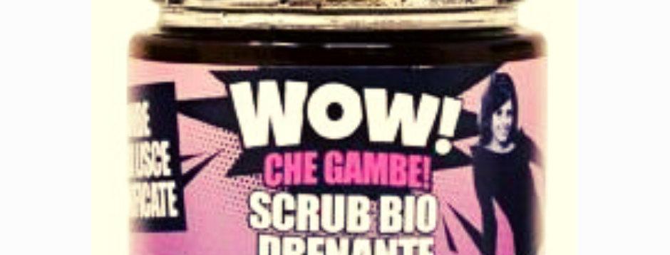 Scrub Bio Wow che gambe drenante - 270 gr