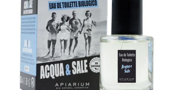 Eau de Toilette Biologico - Acqua e Sale