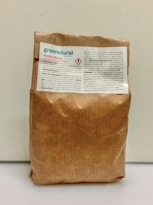 Sacchetto Acido Citrico - 500 gr.