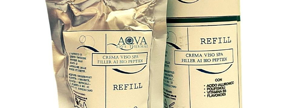 Refill per Crema Viso Spa - 75 ml