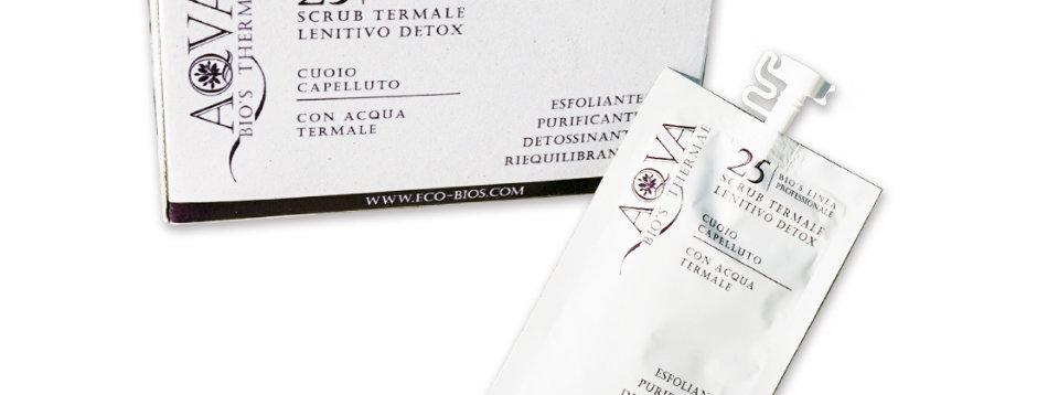 Scrub Detox Termale - 200 ml
