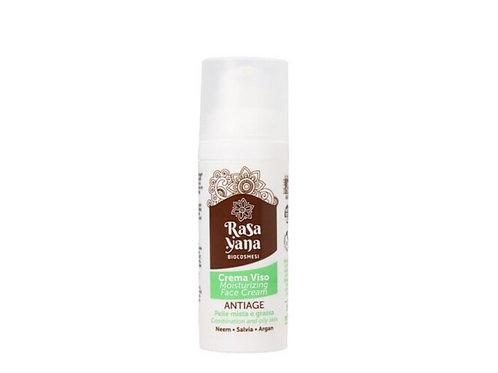 Crema Viso Antiage per Pelle Grassa 50 ml