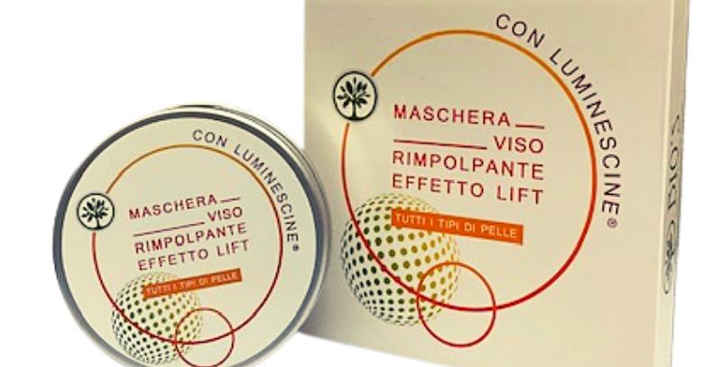Maschera Viso Rimpolpante effetto LIFTING - 100 ml