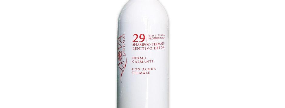 Shampoo Termale Lenitivo Detox - 200 ml