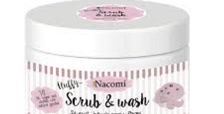 Scrub & Wash - Sweet Blueberry Foam