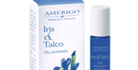 Olio Profumato - Iris e Talco - 10 ml