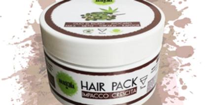 Hair Pack Crescita - Stimolante e Rinforzante
