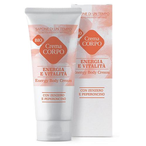Crema Corpo Energia e Vitalità - 200 ml
