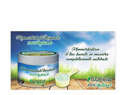 Ammorbidente Minerale - 100% Naturale