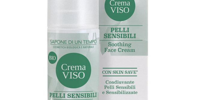 Crema Viso Pelle Sensibile