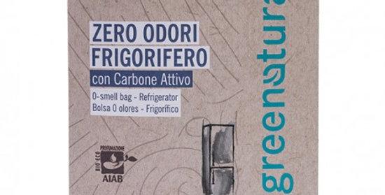 Buste Bio attive Zero Odori Frigorifero