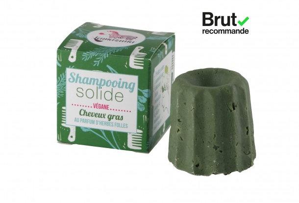 Shampoo solido Bio Capelli Grassi