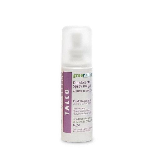 Deodorante Spray all'Allume di Potassio - Talco