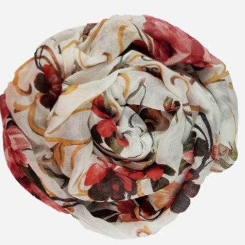 Foulard in fibra d'Eucalipto - Acqua di Rose
