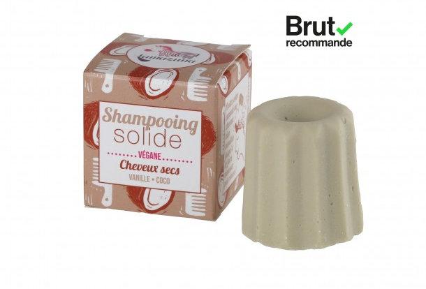 Shampoo Solido Bio per capelli secchi