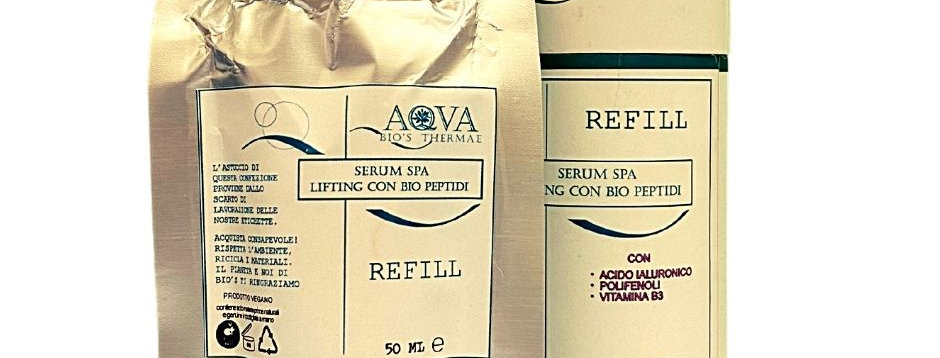 Refill Serum SPA Lifting - 50 ml