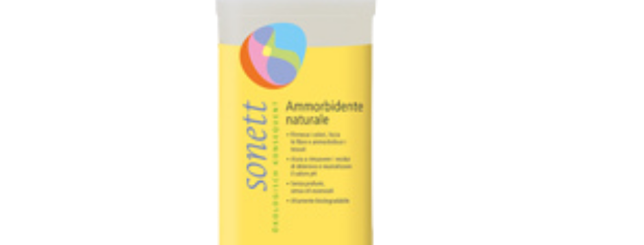 Ammorbidente Naturale senza profumo - 1000 ml