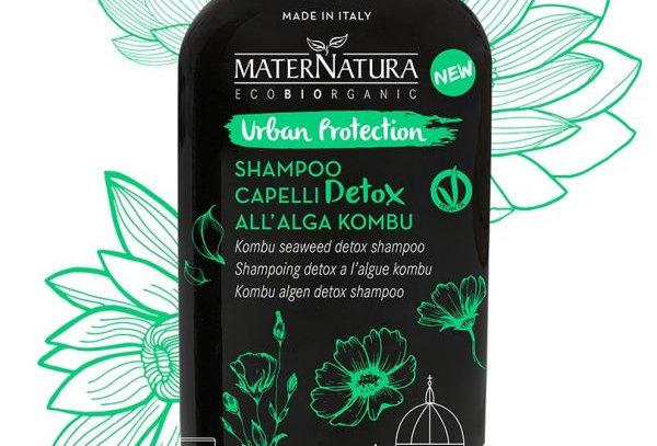 Shampoo Detox all'Alga Kombu