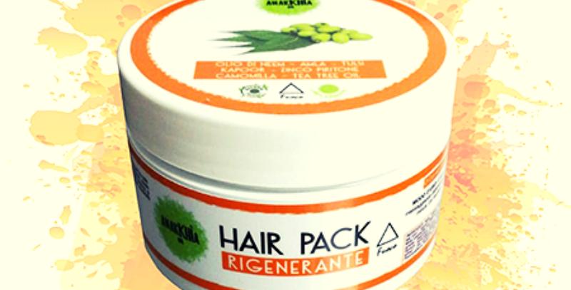 Hair pack Rigenerante